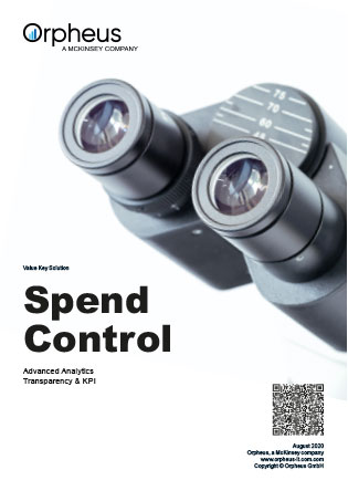 Spend Control - Advanced Analytics, Transparency & KPIs