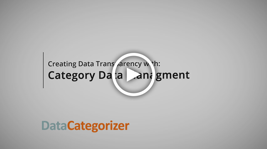 Category Management - Overview