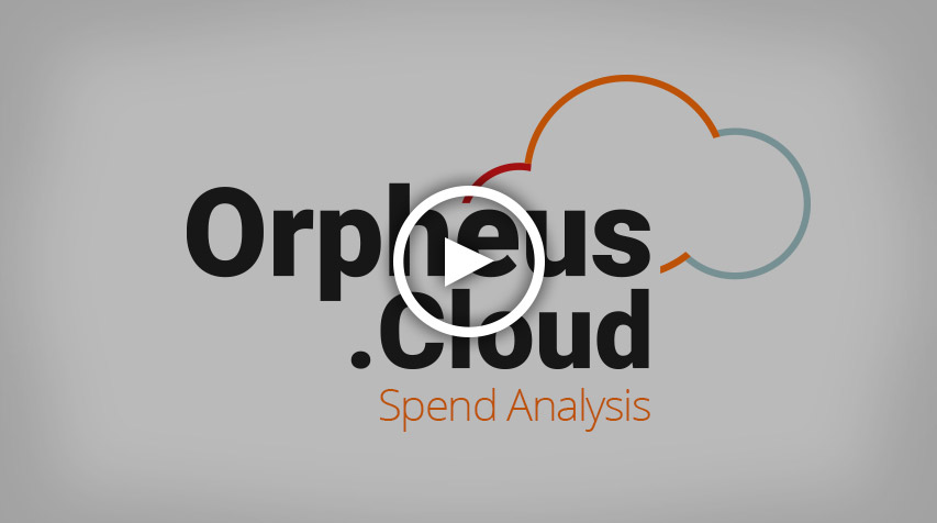 Transparency, KPIs & Spend Analytics in the Orpheus.Cloud